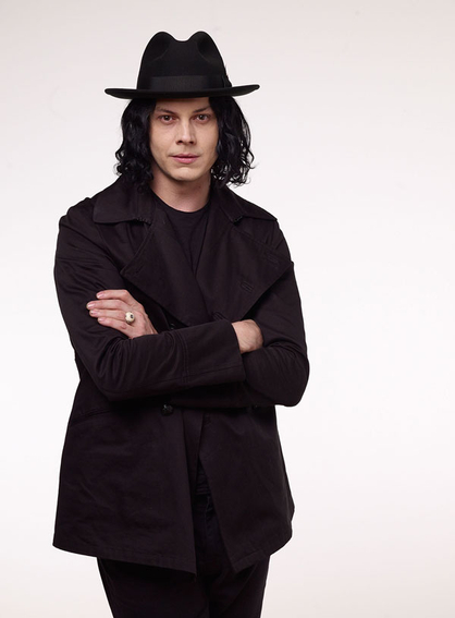 MTV EMA 2012: los nominados a Mejor Look! - JACK WHITE